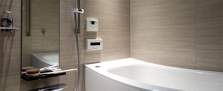 バスルーム(58Btype・Majestic Modern・メニュープラン1)