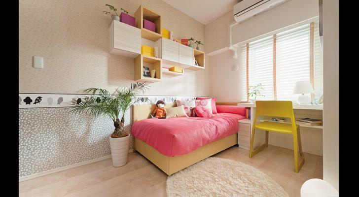 ベッドルーム(2)