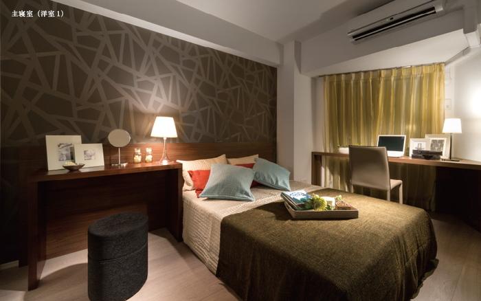 主寝室(洋室1)