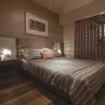 ジオ天六 ツインタワーズ ベッドルーム