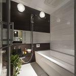 スカイフォレストレジデンス バスルーム パウダールーム