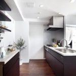 THE CONOE〈一番町〉 キッチン