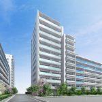 プラウドシティ越中島 デザイン 共用施設