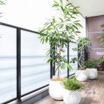 ザ・パークハウス 戸塚ガーデン バルコニー