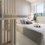 ザ・パークハウス 神戸タワー ベッドルーム