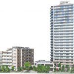 ザ・パークハウス 三田ガーデン レジデンス&タワー デザイン
