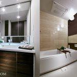 ベイサイドタワー晴海 パウダールーム バスルーム