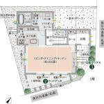 【住友不動産】J・アーバン用賀砧公園 No.34区画 間取り