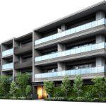 プラウド平和台ガーデン デザイン