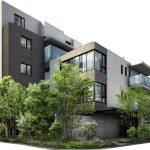 プラウド椎名町ガーデンテラス デザイン